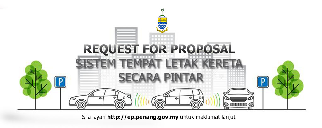 BANNER RFP SMART PARKING TERBARU 2018